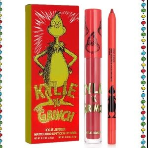 💋Kylie Cosmetics How The Grinch Stole Christmas💋